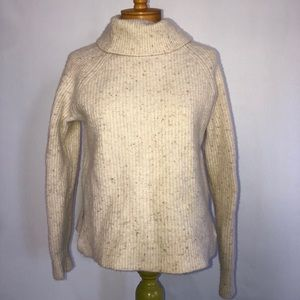 J. Crew Merchantile wool turtleneck sweater